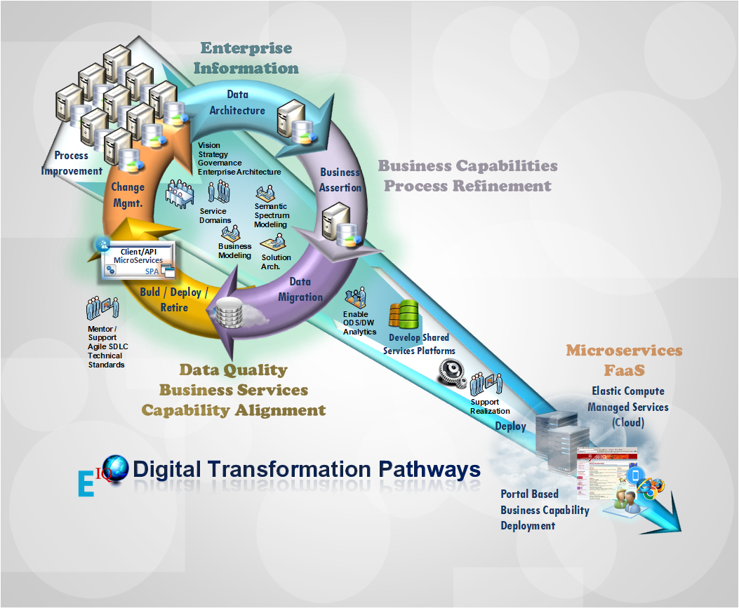 Digital Transformation IQ Services